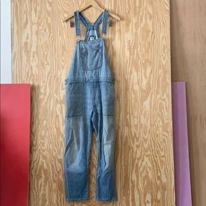 Gap overalls, M